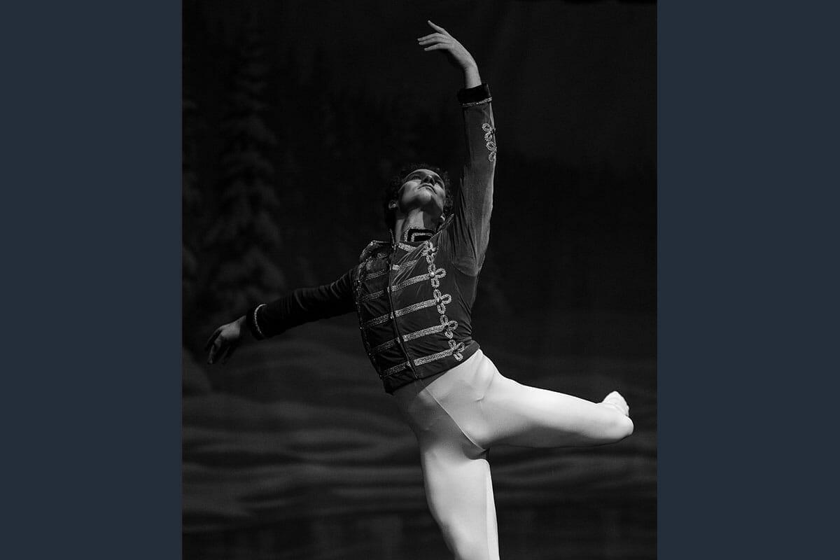 Nutcracker LCPA Dancer, Centre Company